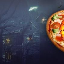 Gran oferta Halloween Pizza Horno Aguadulce 2017